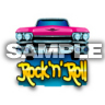 Rock'n'Roll auto, Tapety na mobil