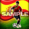 Spain David Villa, Tapety na mobil