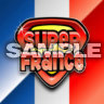 Super France, Tapety na mobil